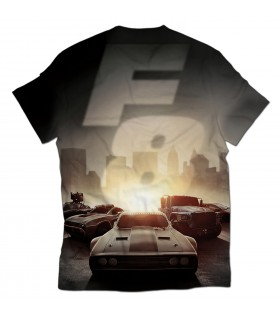 f8 all printed t-shirt